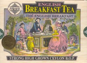 English Breakfast 100 ct