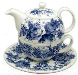 English Chintz Tea for One