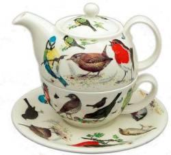 Garden Birds Tea for One