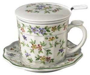 Garden Bouquet Infuser Mug