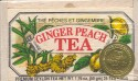 Ginger Peach Tea Bags