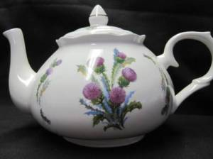 Glamis Teapot Six Cup
