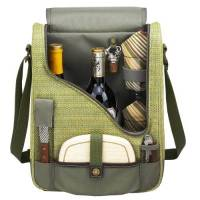 Hamptons Wine and Cheese Cooler Tote