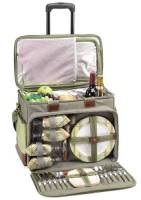 Hamptons Wheeled Picnic Cooler