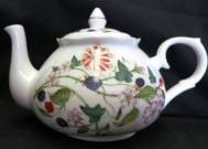 Hedgerow Six Cup Teapot