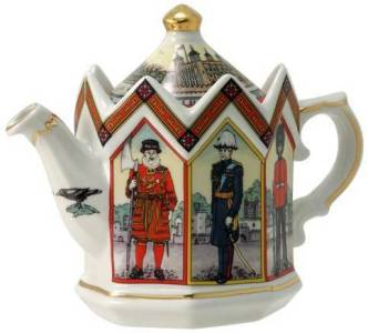 Minister Tower of London Teapot