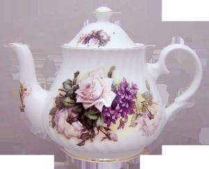 Honeysuckle Rose Six Cup