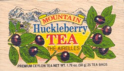 Huckleberry Tea Bags