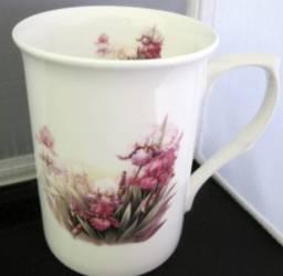 Iris Spray Mug