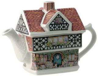 Ivy House Teapot