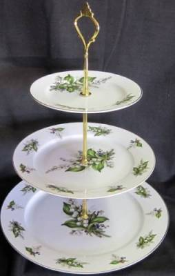 Lily Three Tier Tray