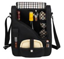 London Wine and Cheese Cooler Tote