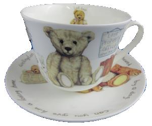 Lost Bear Cup Set