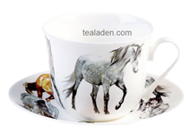 My Horse Breakfast Cup and Saucer