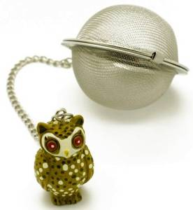 Owl Tea Ball