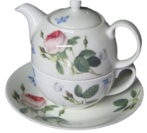 Palace Garden Tea for One