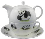 Panda Tea for One