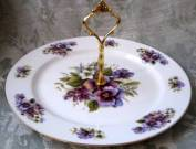 Pansy One Tier Tray