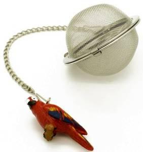 Parrot Tea Ball