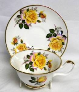 Peace Rose Cup Set
