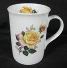 Four Peace Rose Mugs