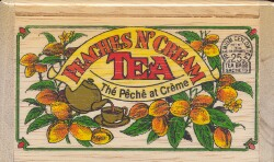 Peaches and Cream Tea Bags