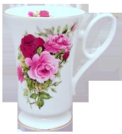 Two Pedestal Mugs