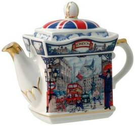 Piccadilly Teapot