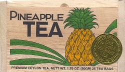 Pineapple Tea Bags