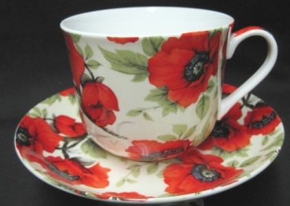 Poppy Chintz