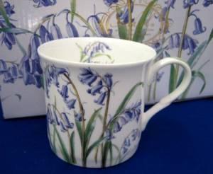 Six Princess Bluebell Mugs