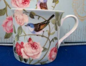 Princess Climbing Rose Mug