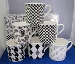 Six Princess Shades of Grey Mugs