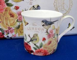 Six Princess London Mugs