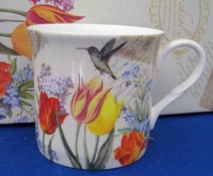 Princess Tulip Postage Mug