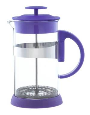 Purple Leaf French Press