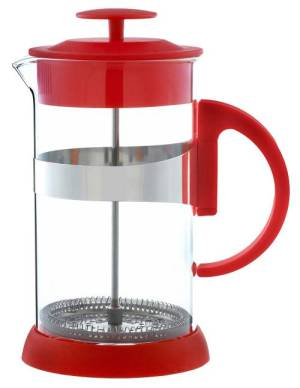 Red Leaf French Press