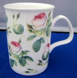 Redoute Rose Chintz Mug