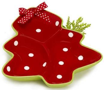 Holiday Tree Dish