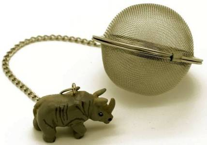 Rhino Tea Ball