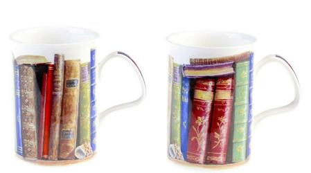 Creative Writing Set of Four Mugs