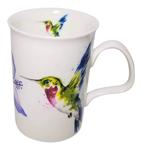Hummingbird Mugs Set of Three