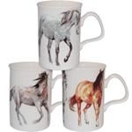 My Horse Mugs Set of Three