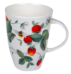 Alpine Strawberry Louise Set of Two