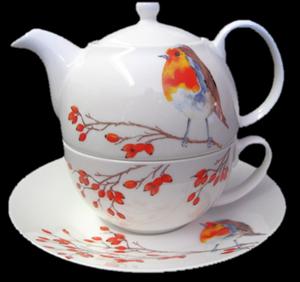 Robin Tea for One