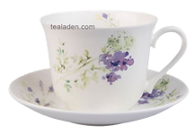 Romance Breakfast Cup and Saucer