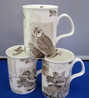 RSPB Woodland Mugs