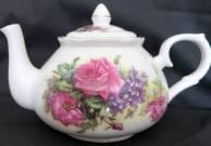 Sando Pink Six Cup Teapot