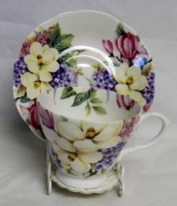 Savannah Cup and Saucer