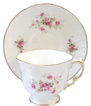 One Scatter Rose Cup Set